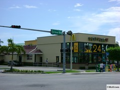 McDonald's Cutler Ridge 10855 Caribbean Boulevard (USA)