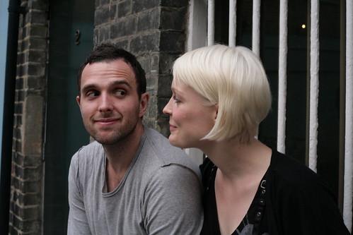 Sarah and Shep