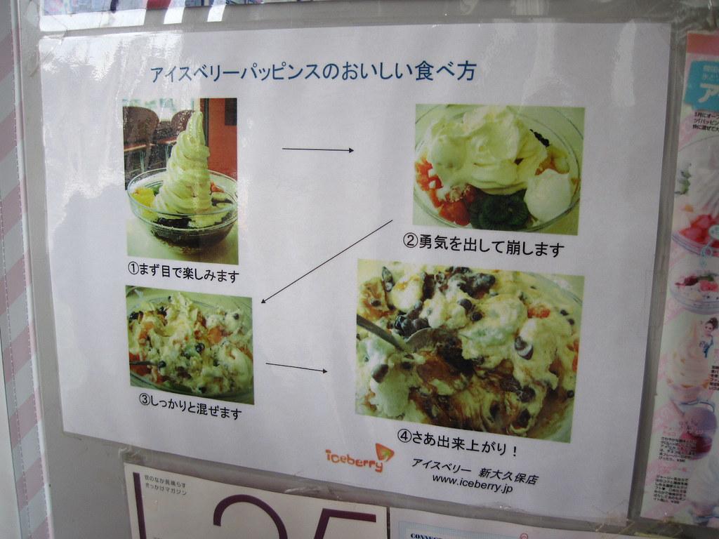 パッピンスの食べ方