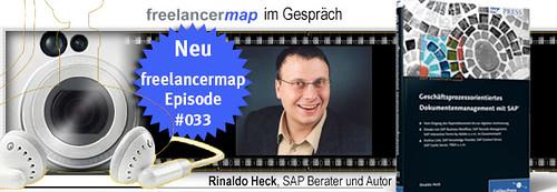 33. Episode freelancermap.de Podcast