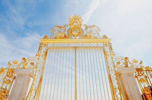 Pearly Gates by Andy Hares