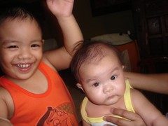 Kuya and Jamie