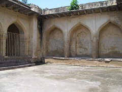 golconda janana mosque Aug 30, 2009 12-42 PM Aug 30, 2009 12-42 PM (conformer) Tags: india golconda