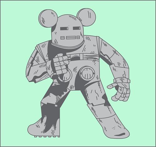 Iron Mickey