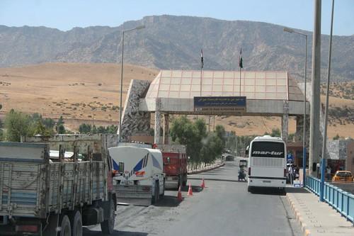 Fronteira Turquia Iraque na Região do Curdistão Iraquiano