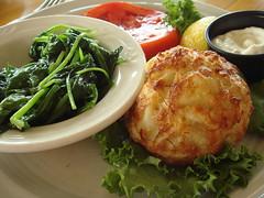 Maryland Crabcake