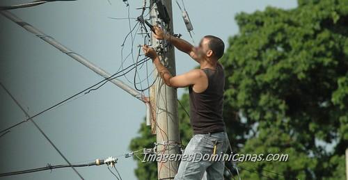 Electricidad Conexion Ilegal