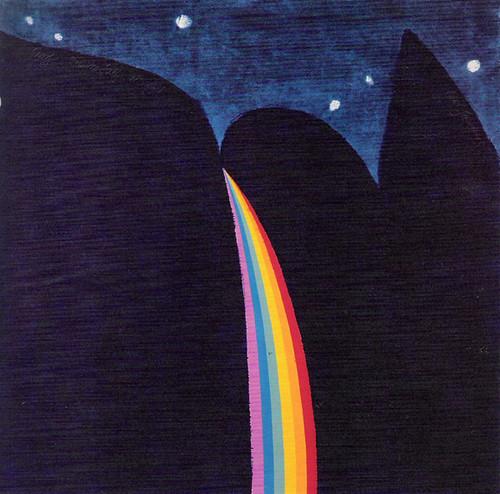 Rainbow Falls at Night (1974)