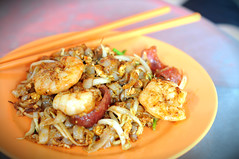 Goggle Uncle Char Kway Teow, Lorong Selamat, Georgetown, Penang