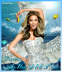 BEYONCE - in the DEEP (BETHGON blends) Tags: mar deep beyonce bethgon