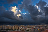 Maltempo (Ruggero La Rosa) Tags: palermo maltempo regionalgeographicsicilia rgsstreetphotography rgspaesaggiourbano nubifraggio