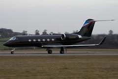 N269HM - Flynt Aviation Larry Flynt Hustler - Gulfstream IV - Luton - 090226 - Steven Gray - IMG_0052