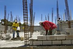 Construction Work Underway on Prison Partially...