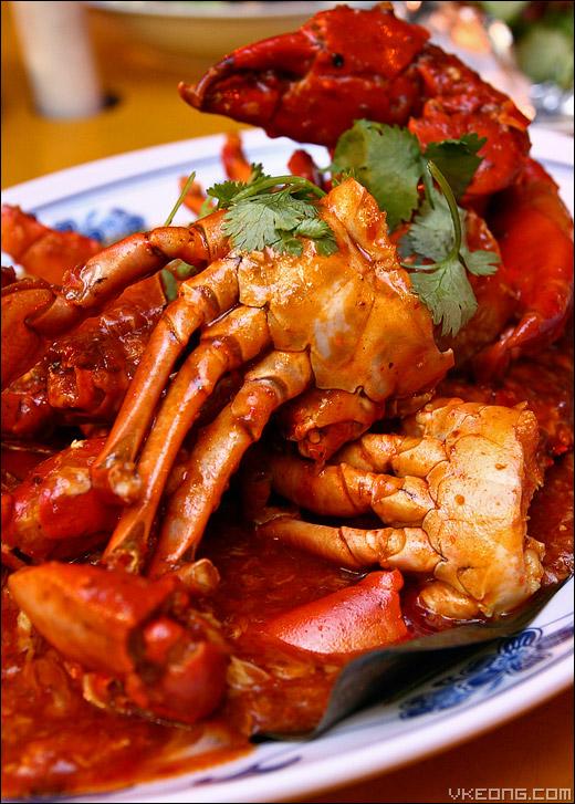 Chilli-crabs