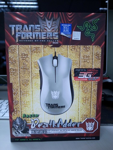 Razer Deathadder Trans Formers - 01
