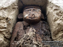 Ñain An sculptures: New secrets revealed at ancient Chan Chan