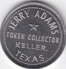 Jerry Adams personal token