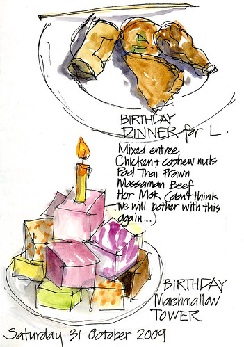 091031 Birthday Celebrations