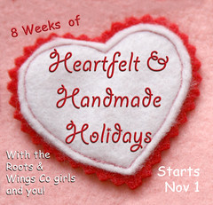 Heartfelt and Handmade Holidays