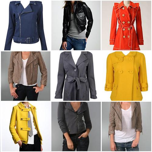Jackets #1