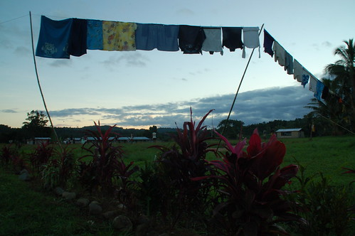 9 Rugby, Sunsets, and Clotheslines