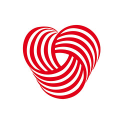Wool care or Wool love? (Seven_Hundred) Tags: love wool logo heart symbol icon yarn wash care simple washing woolcare
