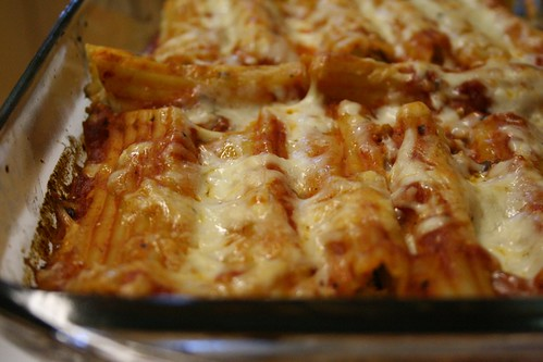 Turkey Manicotti