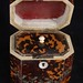 English George II Tea Caddy