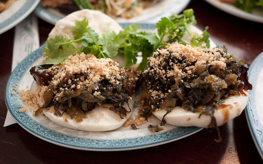 Gua Bao (Pork belly buns)