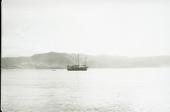 Cheng Ho at anchor in Sibuco Bay