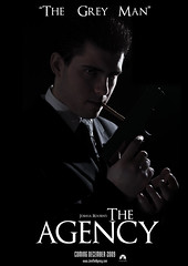 The Agency - Final Product #4 (Joshimodo) Tags: portrait white cinema black film contrast dark movie studio advertising poster french death gangster nikon key mess noir flash low d2x young evil anger iso advertisement mob suit 55mm american f advert murder 100 18 55 russian mobster f5 tone inc mafia 56 assassin hitman snoot d40