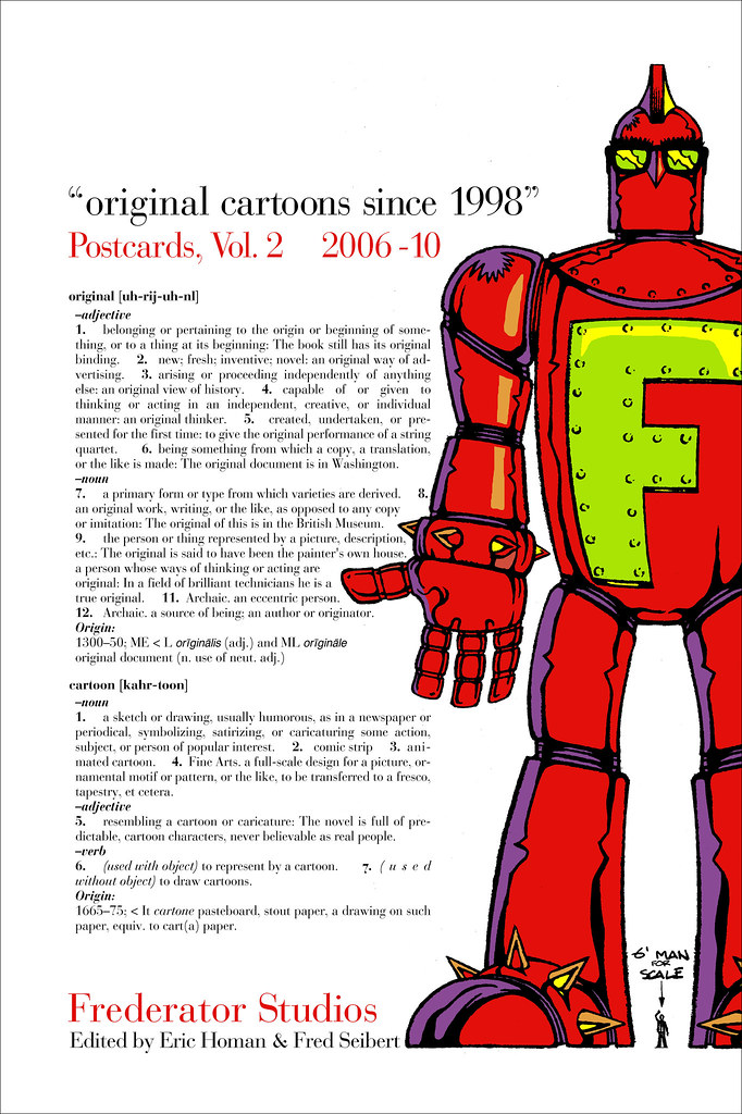 Original Cartoons, Volume 2
