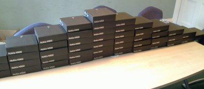 The N900 pyramid