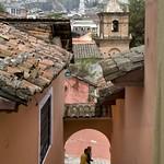 Quito: capilla de los Milagros, S. XVII