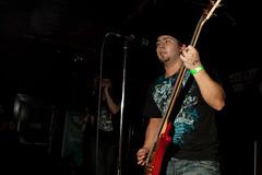 IMG_9881 (Scolirk) Tags: show charity music ontario rock bar burlington canon eos rebel punk ska band corporation event bands 500d panamared thejohnstones keepin6 t1i rockawaycancer