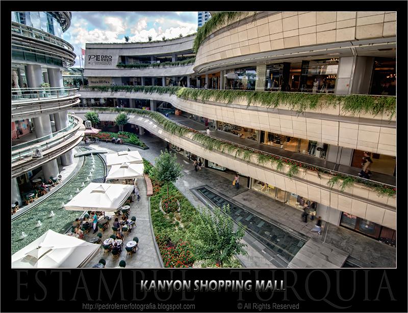 kCentro Comercial Kanyon Estambul - 4