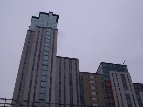 The Orion Building from the Mailbox side of Suffolk Street Queensway