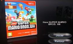 WiiFlow Jeux
