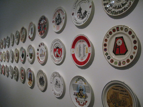 Miners Strike plates