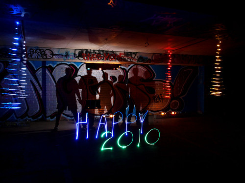Happy 2010 from MCDP