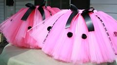 Pink Lady sister set (linktowhat) Tags: pinktutu