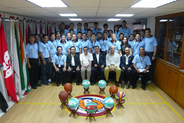 FIBA Asia Clinic for International Referees