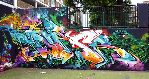 Dasr. Parked in Stockwell. by RareKind Parkers.
