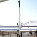 On Kōhoku Bridge 江北橋で