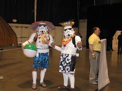 Hawaiian Storm Troopers