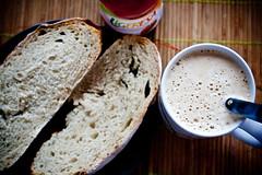 161_365 (Pau y) Tags: breakfast bread esmorzar desayuno cafeconleche mermelada tostadas torradas project365 coffemilk proyecto365 unafotoalda cafambllet pandemasamadre