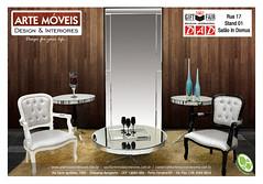 GIFT FAIR 2014 (artemoveis) Tags: design centro fair gift interiores jantar mesas bandejas 2014 feiras apoio aparadores artemveis