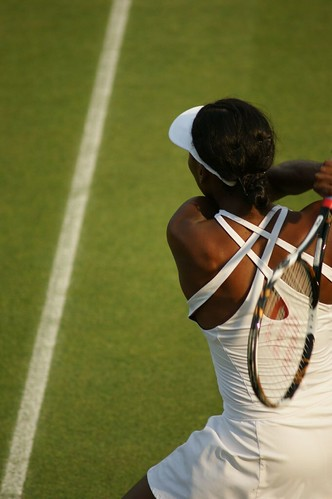 Venus Williams, 2009 Wimbledon