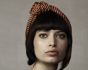 Knotted Turban Headwrap, $ 225