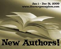 New Author Challenge 2009